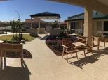 Aged Care - Karri Lodge, Courtyard (2)