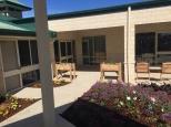 Aged Care - Karri Lodge, Courtyard (4)